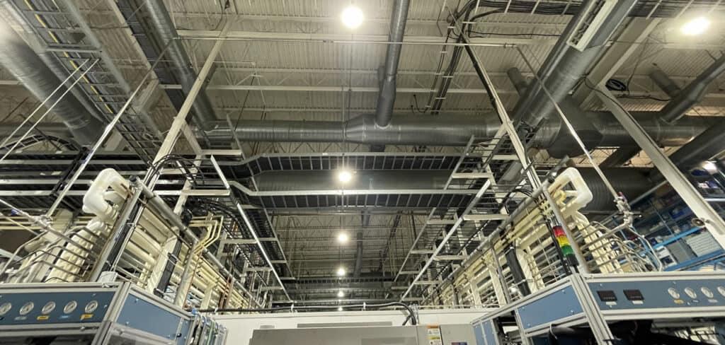 Ballard Hydrogen Testing Facililies